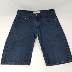 Mens Ecko Denim Shorts 32 Relaxed Fit Jeans Shorts